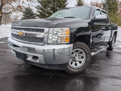 2012 Chevrolet Silverado 1500 for sale at West Point Auto Sales in Mattawan MI