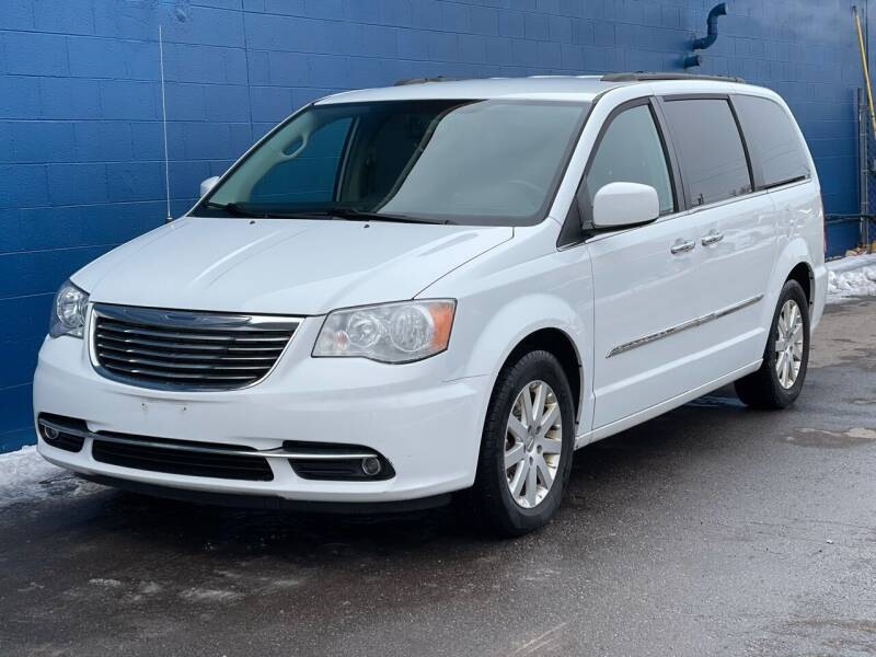2015 Chrysler Town and Country for sale at Omega Motors in Waterford MI