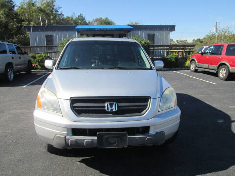 2005 Honda Pilot for sale at Olde Mill Motors in Angier NC