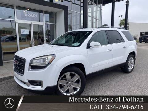 2017 GMC Acadia Limited for sale at Mike Schmitz Automotive Group in Dothan AL