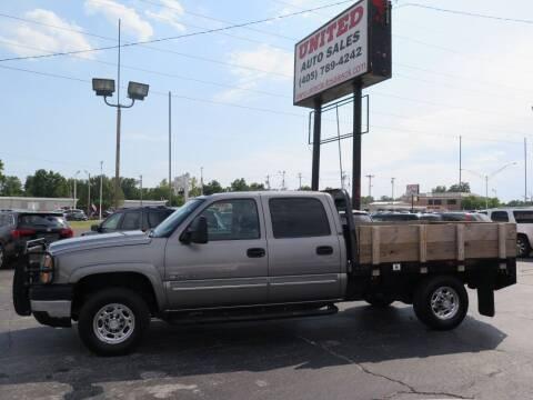 2007 Chevrolet Silverado 2500HD Classic for sale at United Auto Sales in Oklahoma City OK