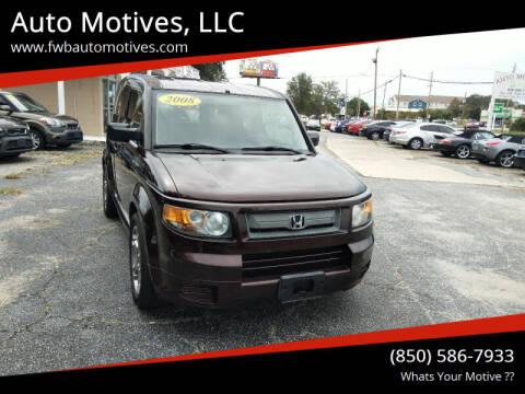 2008 Honda Element for sale at Auto Motives, LLC in Fort Walton Beach FL