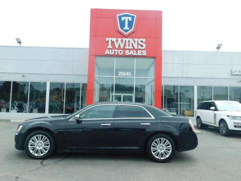 2014 Chrysler 300 for sale at Twins Auto Sales Inc Redford 1 in Redford MI