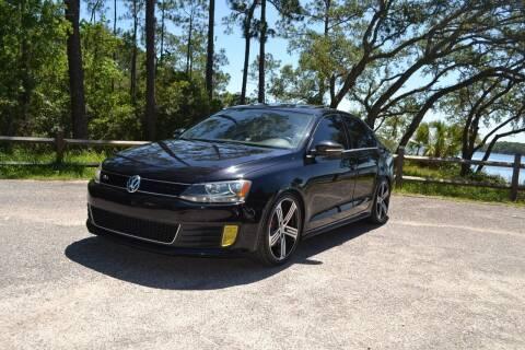 2012 Volkswagen Jetta for sale at Car Bazaar in Pensacola FL