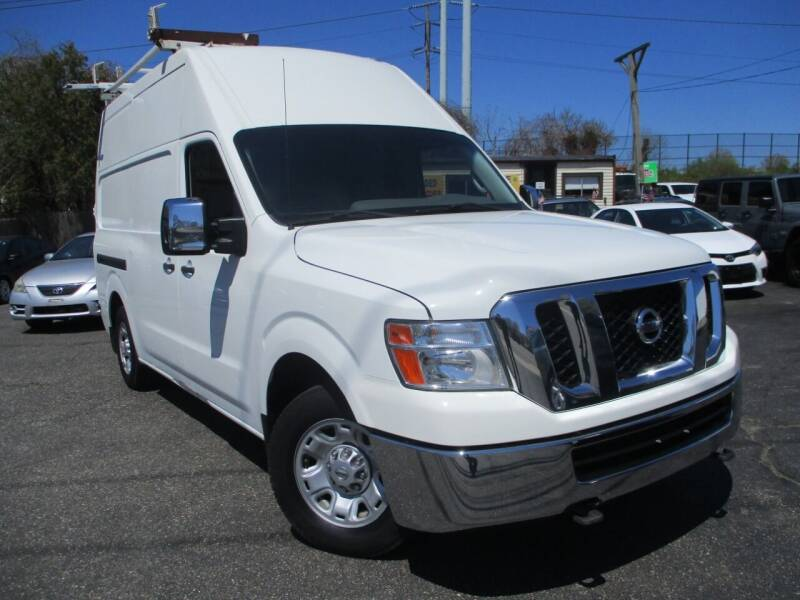 2013 Nissan NV Cargo for sale at Unlimited Auto Sales Inc. in Mount Sinai NY