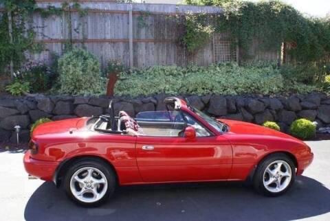 1996 Mazda MX-5 Miata for sale at Classic Car Deals in Cadillac MI
