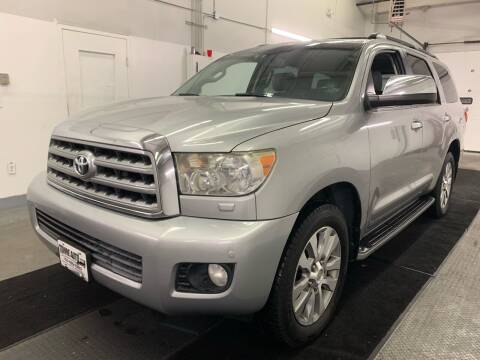 2008 Toyota Sequoia for sale at TOWNE AUTO BROKERS in Virginia Beach VA