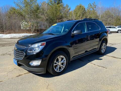 2016 Chevrolet Equinox for sale at Downeast Auto Inc in South Waterboro ME