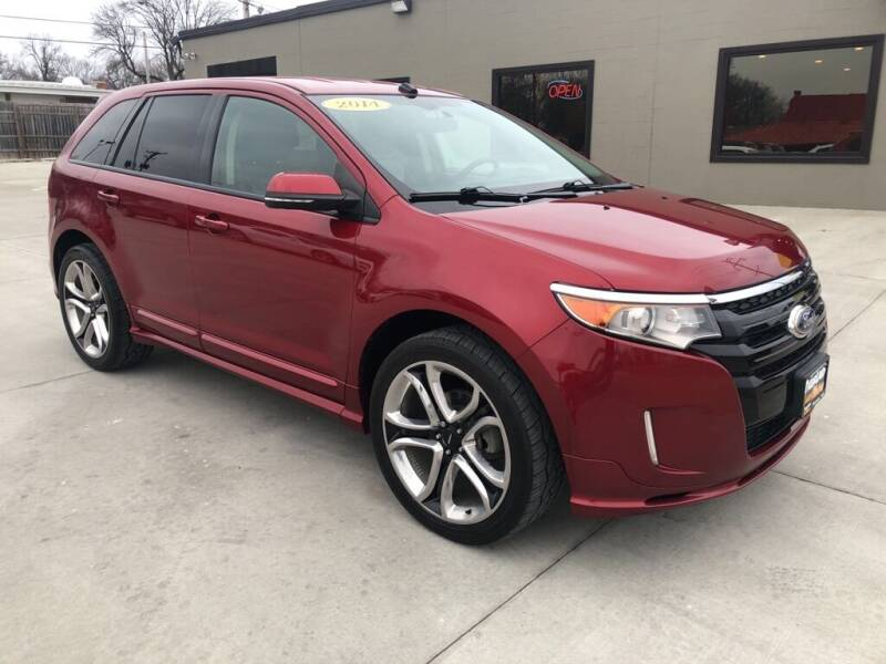 2014 Ford Edge for sale at Tigerland Motors in Sedalia MO