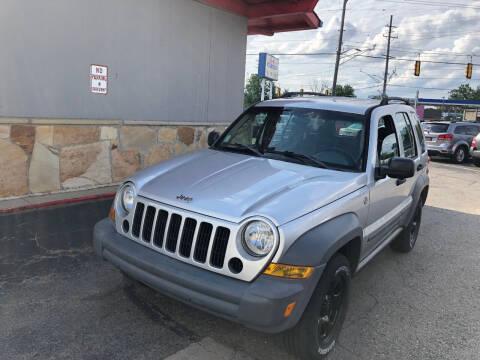2005 Jeep Liberty for sale at Drive Max Auto Sales in Warren MI