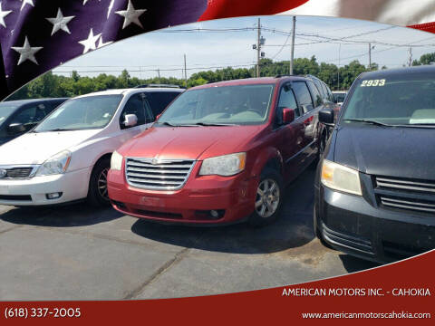2009 Chrysler Town and Country for sale at American Motors Inc. - Cahokia in Cahokia IL