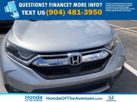 2018 Honda CR-V for sale at Honda of The Avenues in Jacksonville FL