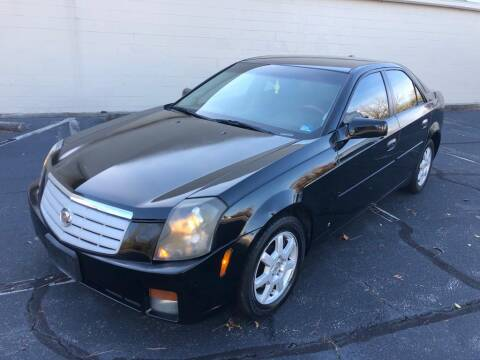 2007 Cadillac CTS for sale at Carland Auto Sales INC. in Portsmouth VA