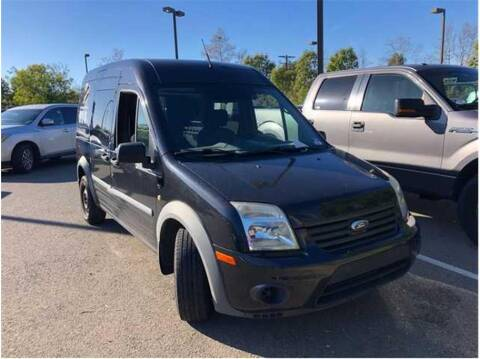 2010 Ford Transit Connect for sale at Dealers Choice Inc in Farmersville CA