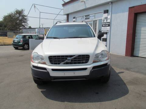 2006 Volvo XC90 for sale at Dealer Finance Auto Center LLC in Sacramento CA