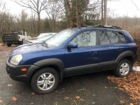 2007 Hyundai Tucson for sale at 22nd ST Motors in Quakertown PA