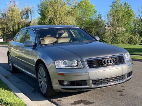 2005 Audi A8 L for sale at A.I. Monroe Auto Sales in Bountiful UT