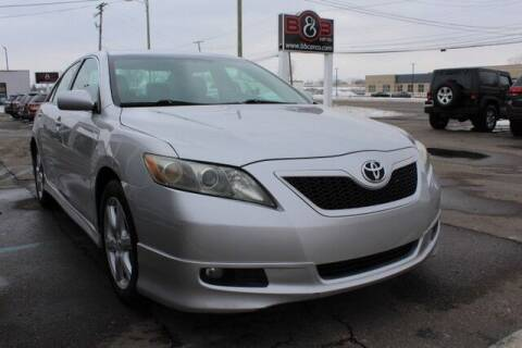 2009 Toyota Camry for sale at B & B Car Co Inc. in Clinton Twp MI