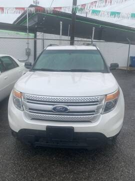 2014 Ford Explorer for sale at E-Z Pay Used Cars in McAlester OK