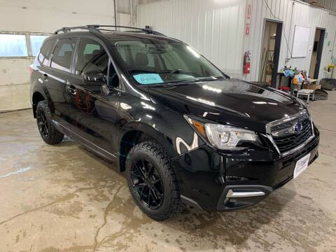 2018 Subaru Forester for sale at Premier Auto in Sioux Falls SD