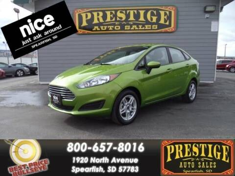 2019 Ford Fiesta for sale at PRESTIGE AUTO SALES in Spearfish SD