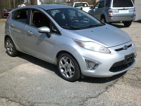 2011 Ford Fiesta for sale at Wamsley's Auto Sales in Colonial Heights VA