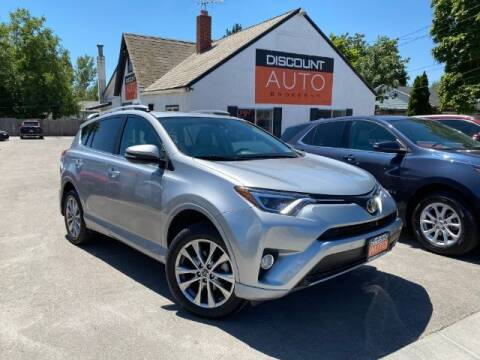 2017 Toyota RAV4 for sale at Discount Auto Brokers Inc. in Lehi UT