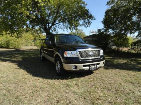 2007 Ford F-150 for sale at Vamos-Motorplex in Lewisville TX