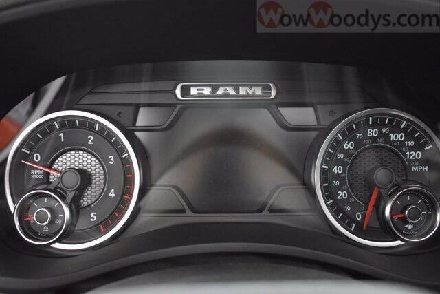 2020 RAM Ram Pickup 3500 4x4 Laramie 4dr Mega Cab 6.3 ft. SB SRW Pickup - Chillicothe MO