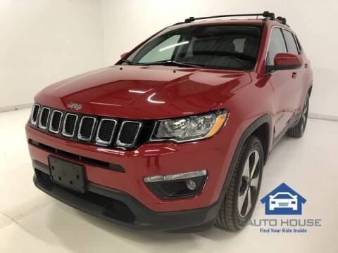 2018 Jeep Compass for sale at MyAutoJack.com @ Auto House in Tempe AZ