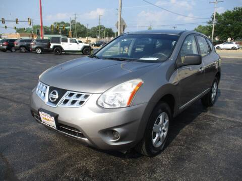 2011 Nissan Rogue for sale at Windsor Auto Sales in Loves Park IL