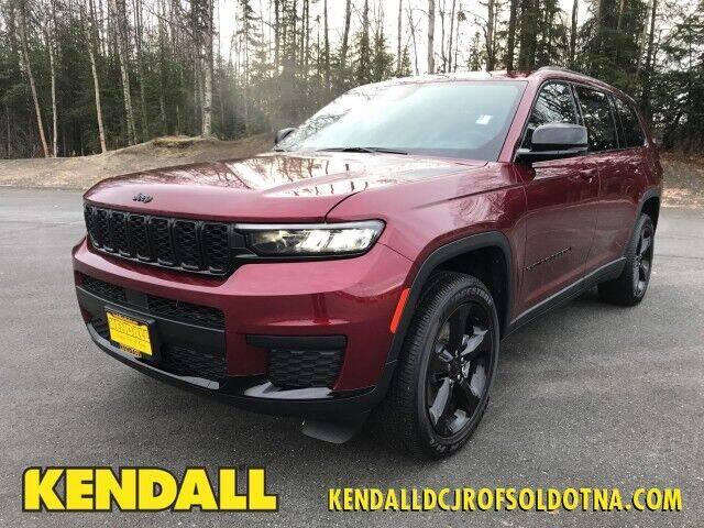 2021 Jeep Grand Cherokee L for sale in Soldotna, AK