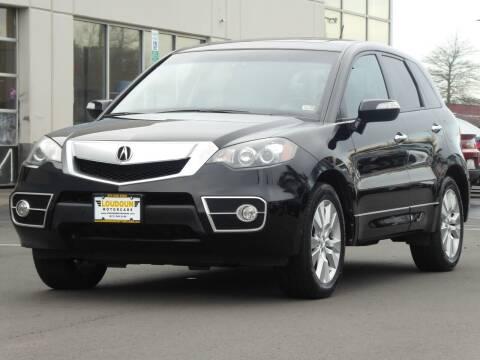 2011 Acura RDX for sale at Loudoun Motor Cars in Chantilly VA