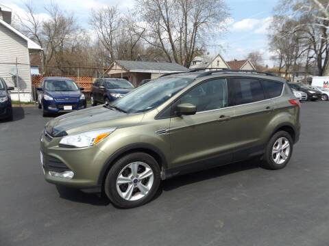 2013 Ford Escape for sale at Goodman Auto Sales in Lima OH