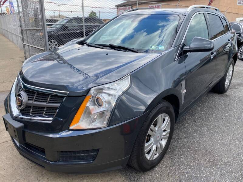 2012 Cadillac SRX for sale at The PA Kar Store Inc in Philadelphia PA