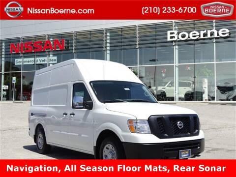 2021 Nissan NV Cargo for sale at Nissan of Boerne in Boerne TX