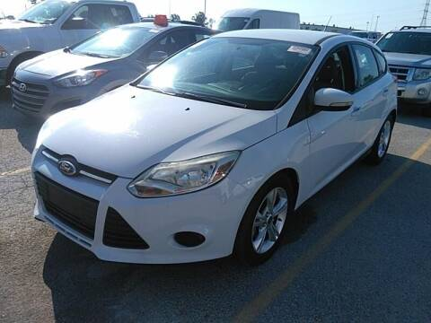2014 Ford Focus for sale at Angelo's Auto Sales in Lowellville OH