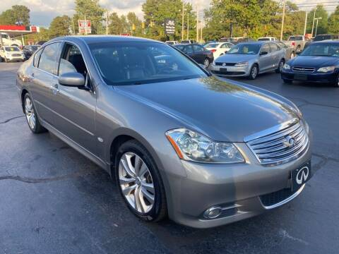 2009 Infiniti M35 for sale at JV Motors NC 2 in Raleigh NC