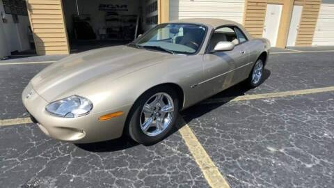 1998 Jaguar XK-Series for sale at Franklyn Auto Sales in Cohoes NY