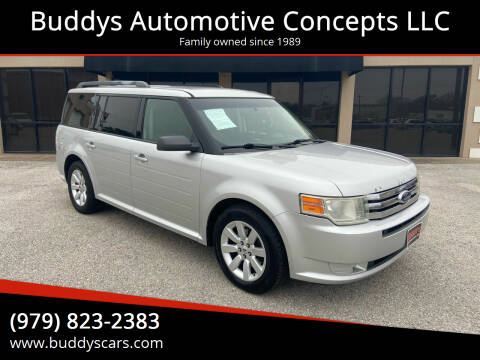 2009 Ford Flex for sale at Buddys Automotive Concepts LLC in Bryan TX