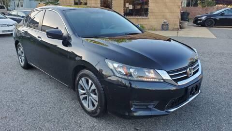 2015 Honda Accord for sale at Citi Motors in Highland Park NJ