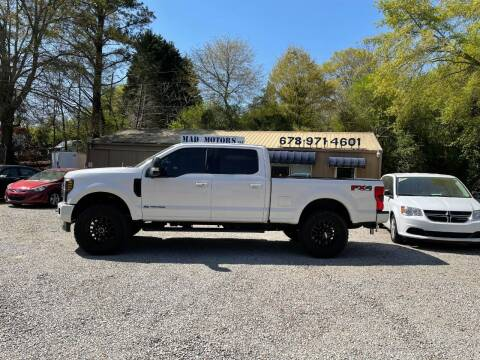 2019 Ford F-250 Super Duty for sale at Mad Motors LLC in Gainesville GA