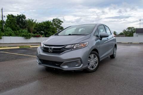 2019 Honda Fit for sale at Guru Auto Sales in Miramar FL