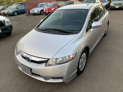2009 Honda Civic for sale at C. H. Auto Sales in Citrus Heights CA