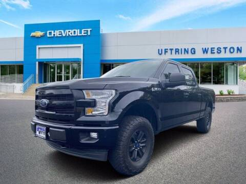 2017 Ford F-150 for sale at Uftring Weston Pre-Owned Center in Peoria IL