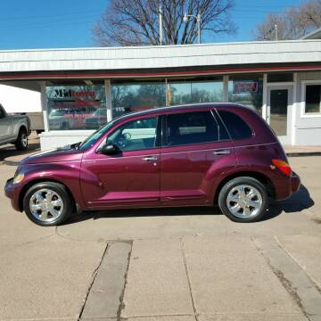 2003 Chrysler PT Cruiser for sale at Midtown Motors in North Platte NE