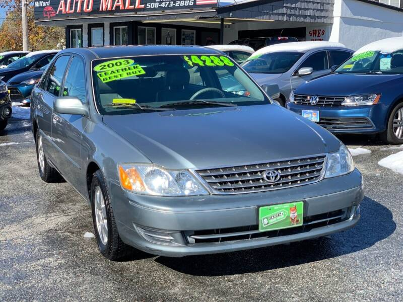 2003 Toyota Avalon for sale at Milford Auto Mall in Milford MA