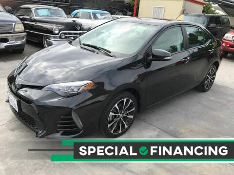 2017 Toyota Corolla for sale at Auto Emporium in Wilmington CA