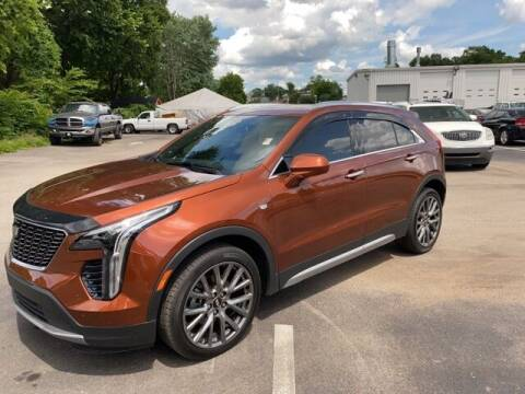 2019 Cadillac XT4 for sale at CON ALVARO ¡TODOS CALIFICAN!™ in Columbia TN