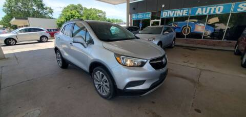 2018 Buick Encore for sale at Divine Auto Sales LLC in Omaha NE